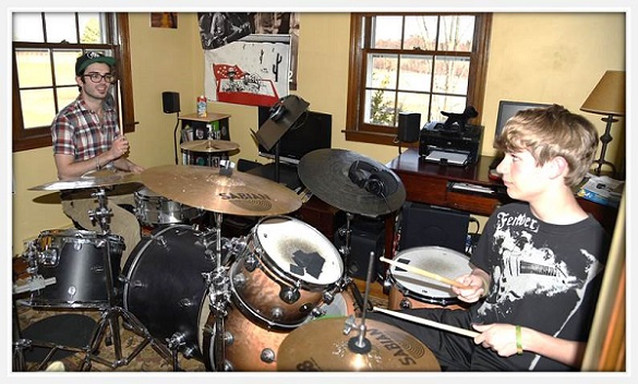 Los Angeles Drum Lessons